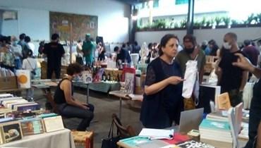 سوق الكتب في نسخته الثانية: بيروت هي في الواقع ناسها!