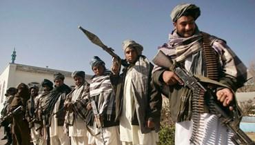 حركة طالبان (تعبيرية).
