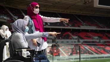 إتاحة الفرصة أمام الأشخاص ذوي الإعاقة لحضور كأس العالم