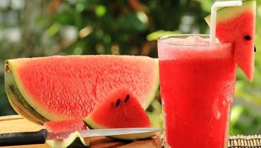 فوائد مذهلة لعصير البطيخ