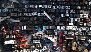 """سرقة السيّارات تزدهر والوجهة سوريا """"دليفري"""""""