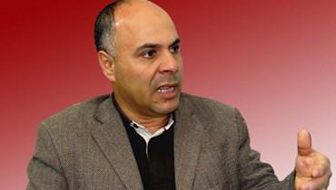 """صورة الأمين العام لجبهة """"الحكم الراشد"""" عيسى بلهادي"""