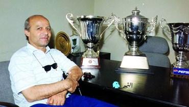 أسطورة كرة القدم اللبنانية عدنان الشرقي في ذمة الله