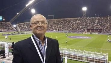 الشارع الرياضي اللبناني ينعى المدرب عدنان الشرقي