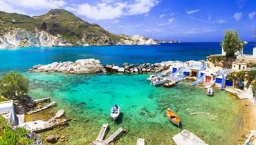 الجزر اليوناية
