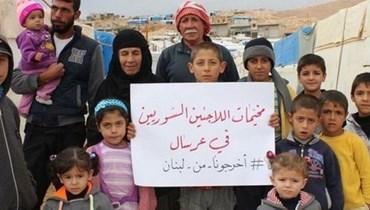 """اللجوء السوري الى لبنان: """"إبرة"""" ايجابيات ضائعة في """"كومة"""" من السلبيات"""