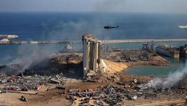 """التقرير الفرنسي في ملف انفجار المرفأ:   """"مهم ومتقدم"""" والتحقيق اللبناني يتقدم فنياً"""