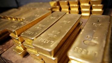 الذهب يبلغ قاع أسبوعين (تعبيرية - أ ف ب).