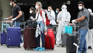 العين على المطار... هل تتسلّل السلالة الهندية إلى لبنان؟