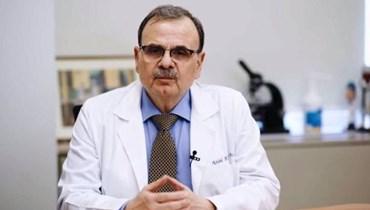 الدكتور عبدالرحمن البزري.