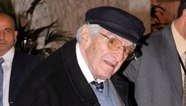 الأستاذ الراحل غسان تويني.