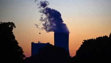 مظاهر التغيّر المناخي جرّاء التلوّث (أ ف ب).