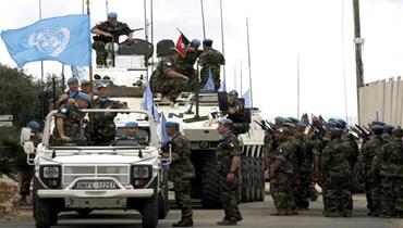 """التمديد السنوي لـ""""اليونيفيل"""" في الجنوب يقترب  """"حزب الله"""" أكثر """"اطمئناناً"""" إلى عدم تعديل مهماتها"""