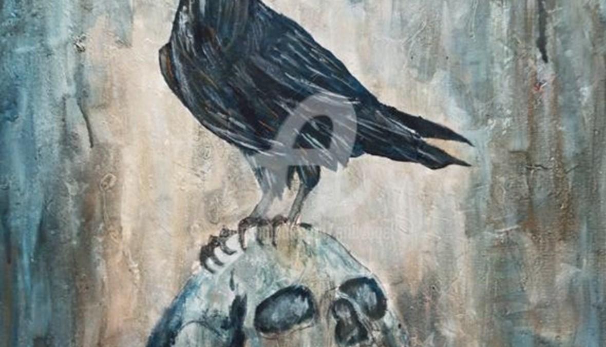 لوحة للفنان إيريك فوغل