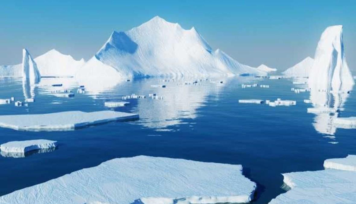 آفة مناخية للقطب الشمالي