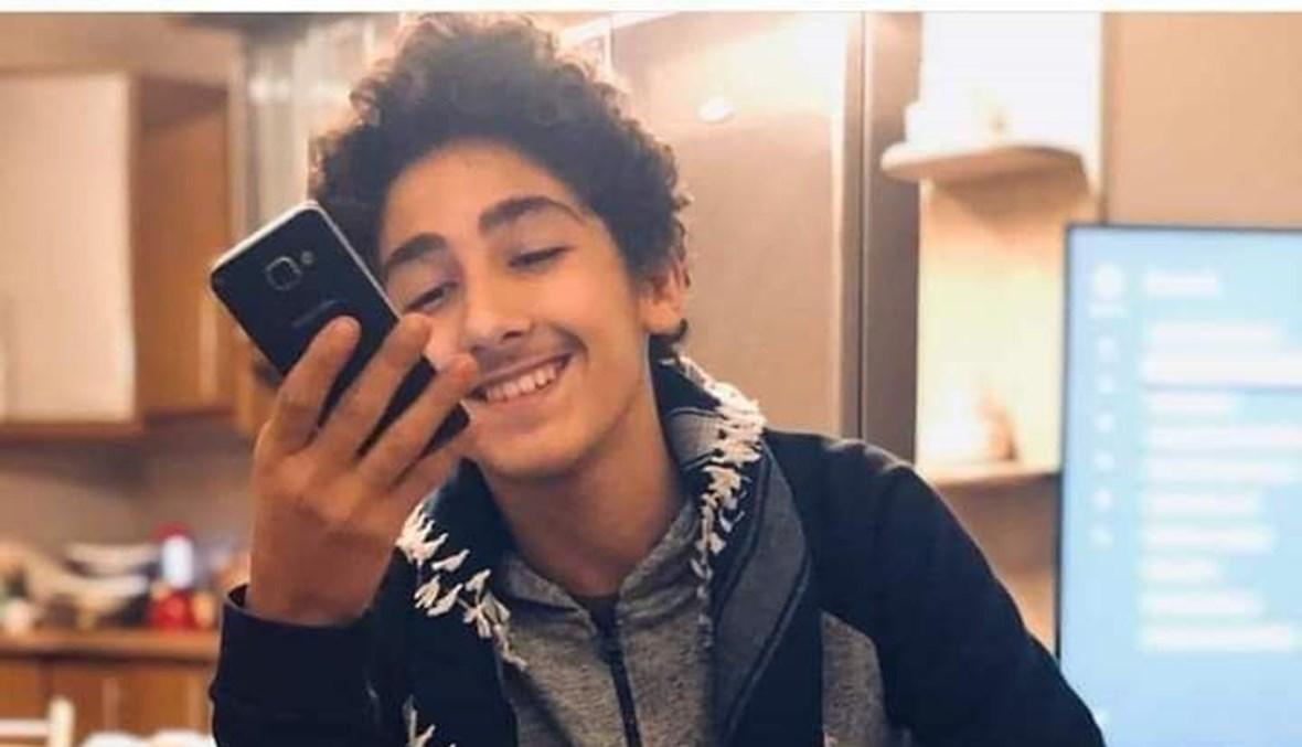 الشاب الراحل عماد وسيم القادري.