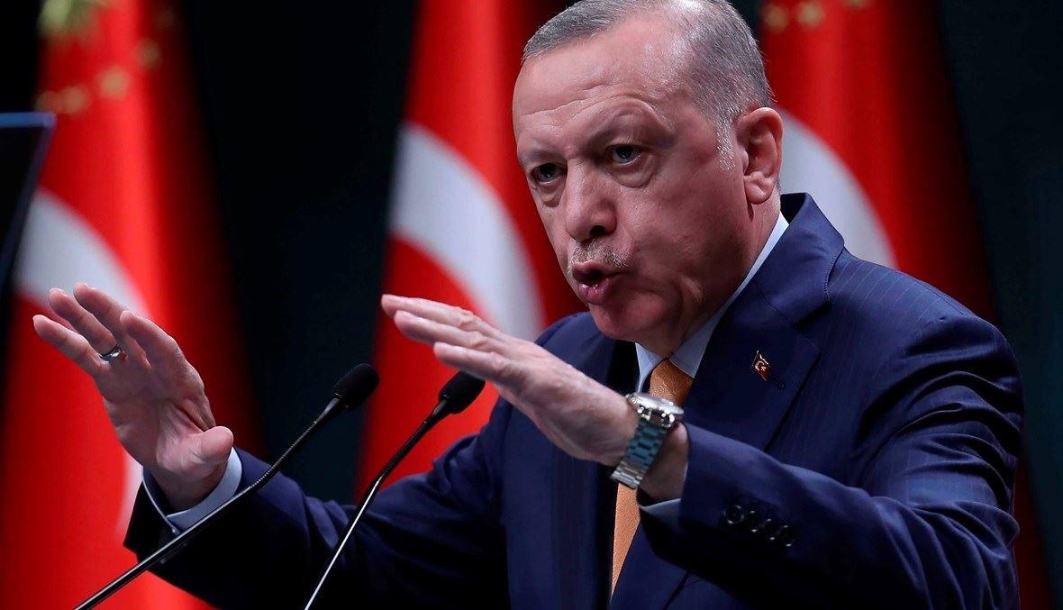 الرئيس التركي رجب طيب أردوغان.