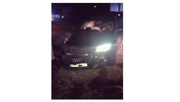 حادث مروّع على طريق عام فيطرون كسروان