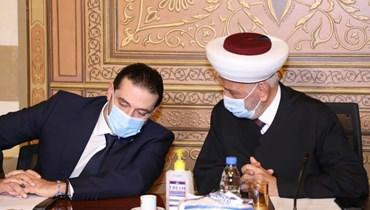 اجتماع للمجلس الإسلامي الشرعي الأعلى... هل حسم الحريري قراره بالاعتذار؟ (صور)