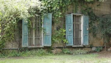 بيوت غزير التراثية- تصوير مارك فياض