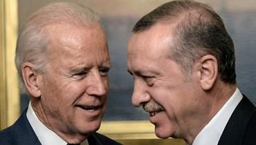 إردوغان يلتقي ببايدن... ظروف الرئيس التركيّ غير مواتية
