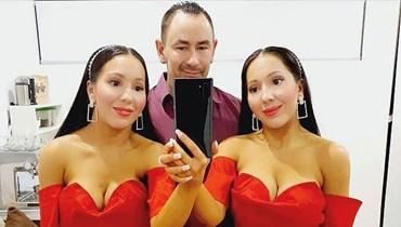 """""""التوأمان الأكثر تطابقاً"""" في العالم... شقيقتان تتزوجان من الرجل ذاته وتخطّطان للإنجاب معاً (فيديو)"""