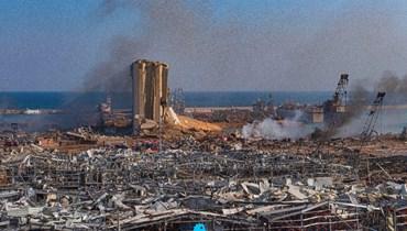 """53 منظمة دولية تدعو الأمم المتحدة إلى التحقيق في انفجار المرفأ... """"عيوب عدّة تشوب التحقيق المحلّي"""""""