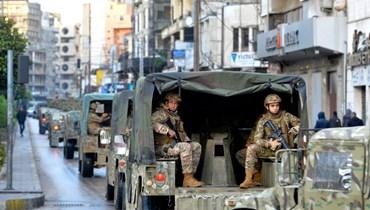 """""""الجيش مهدّد بأسوأ الانهيارات المالية""""... تصريحات غير مسبوقة لمسؤول عسكري لبناني"""