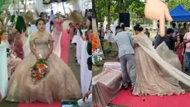 صورة من العرس