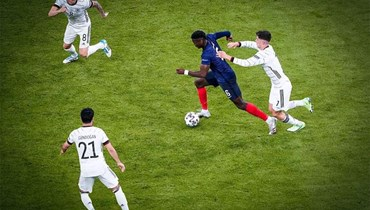 الشارع الكروي يتفاعل مع خسارة ألمانيا أمام فرنسا
