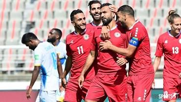 فرحة لبنانية