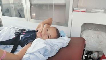رصاصة خرقت العمود الفقري للطفلة اللبنانية سهيلة الكسار... وملك الأردن يتحرك لعلاجها