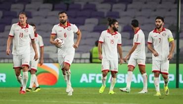 المنتخب اللبناني