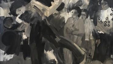 زيارة لفنان: حكايات إدغار مازجي الصغيرة وديك عين زحلتا