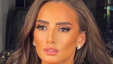 الممثّلة المصرية زينة.
