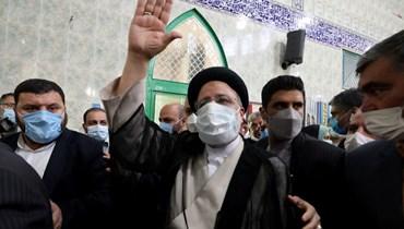 وسط أرجحية لابراهيم رئيسي... إيران تترقّب نتائج الانتخابات الرئاسية