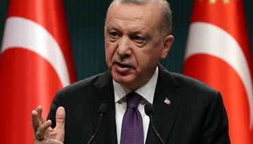 اردوغان (ا ف ب)