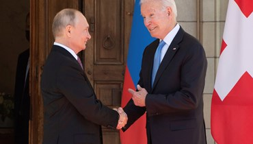 هل خاف بايدن من عقد مؤتمر صحافي مشترك مع بوتين؟
