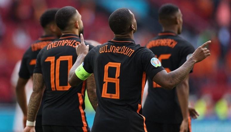 العلامة الكاملة لهولندا