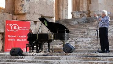 """معهد سرفانتس في بيروت يحتفي بعيد الموسيقى...""""نغنّي اللغةَ نفسَها"""""""