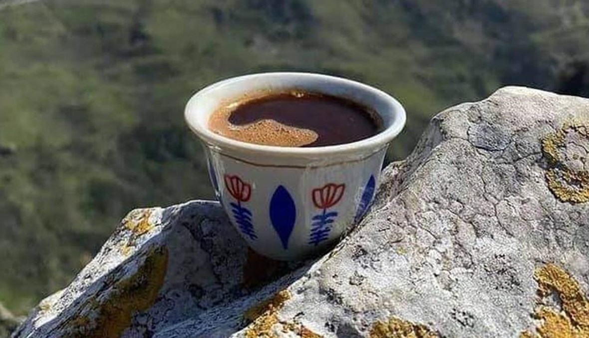 فنجان قهوة