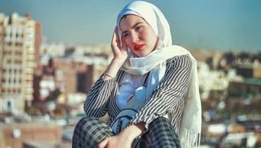 صورة الناشطة حنين حسام