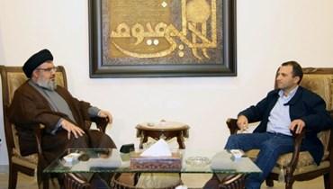 """""""حزب الله"""" لا يمكنه إلا الردّ إيجاباً على رسالة باسيل  فما هي مرتكزات المبادرة التي أطلقها  للتو؟"""