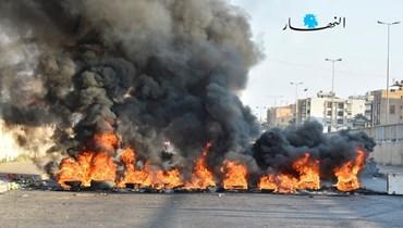 لبنان يواجه ثورة الفوضى