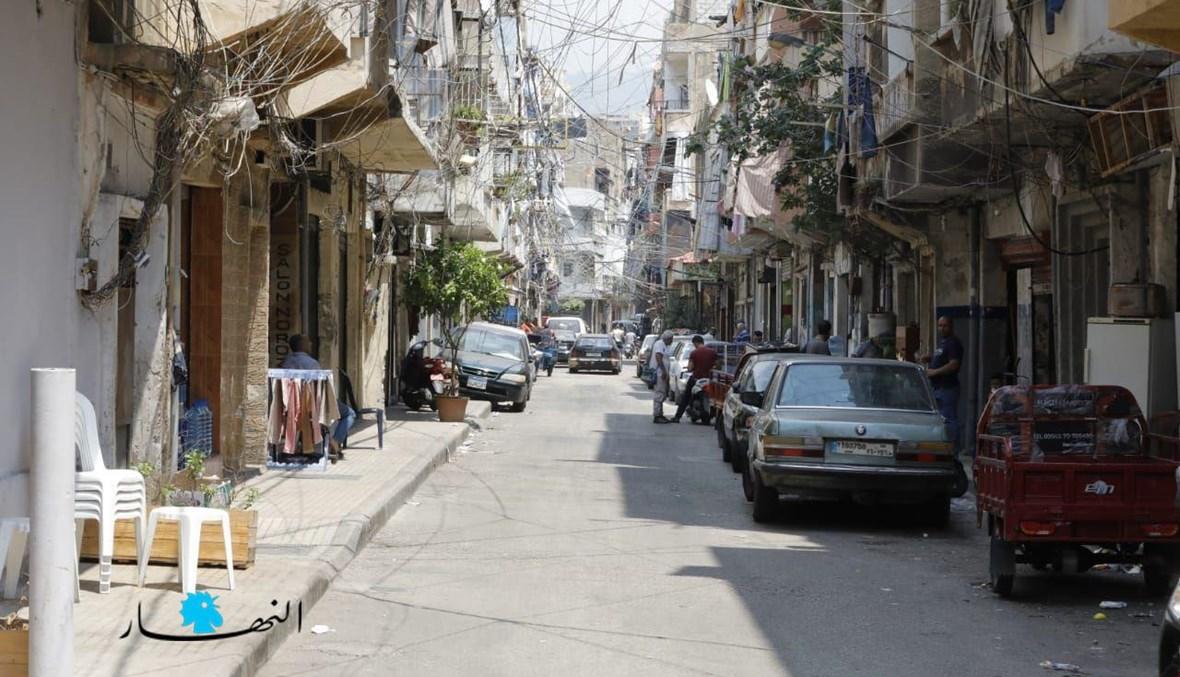 من منطقة النبعة (تصوير مارك فياض)