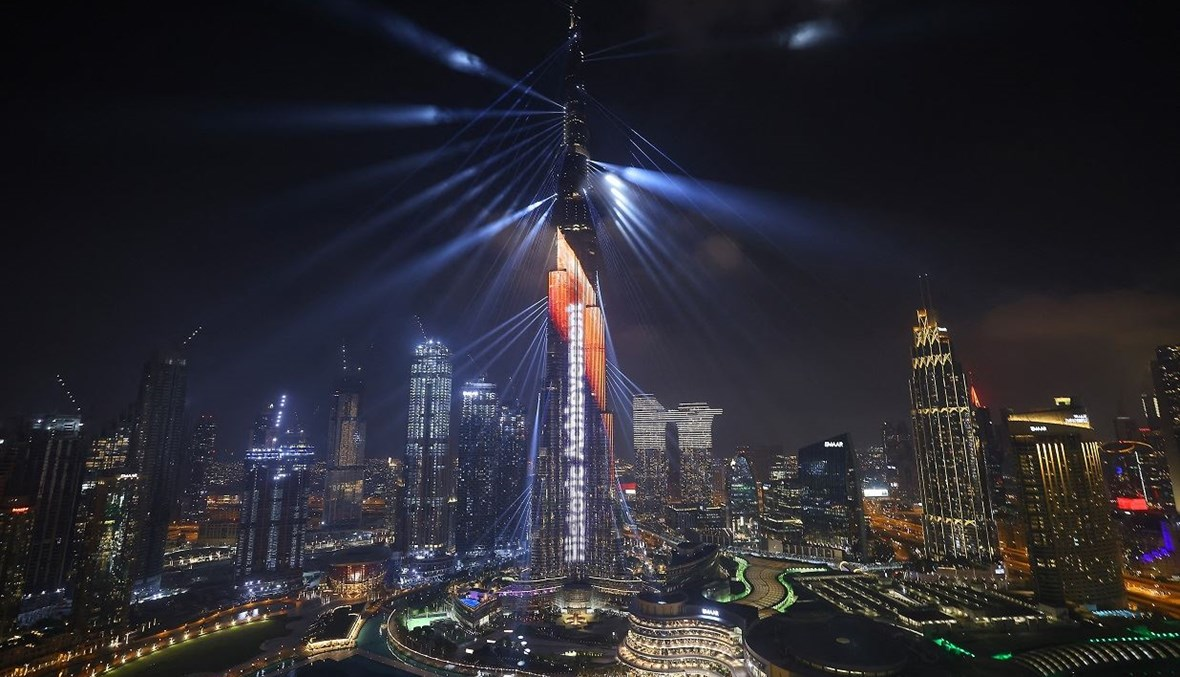 برج خليفة  (تعبيرية - أ ف ب).