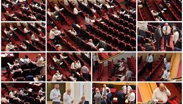المشهد من الأونيسكو اليوم... مجلس النواب أقرّ البطاقة التمويلية ونزف الاحتياطي مستمر