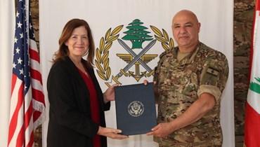 الجيش كعنوان أساسيّ في أولويّات واشنطن لبنانيّاً