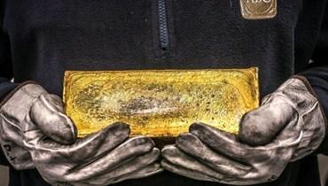 هل الذهب اللبناني في خطر؟ (تعبيرية - أ ف ب).
