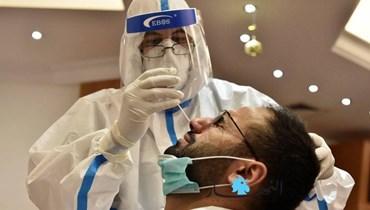 """ما الفحص الذي يكشف الإصابة بمتحوّر """"دلتا"""" في لبنان؟"""